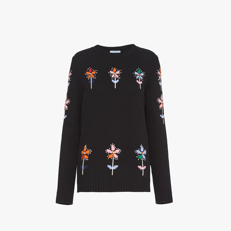 Prada Wool and cashmere sweater - Woman