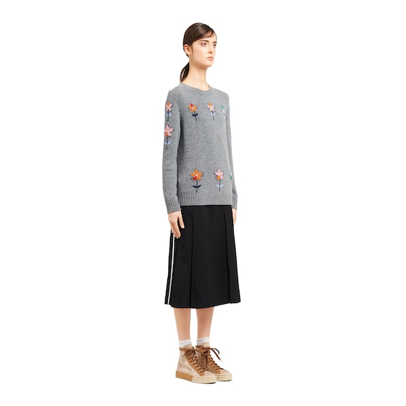 Prada Wool and cashmere sweater 2
