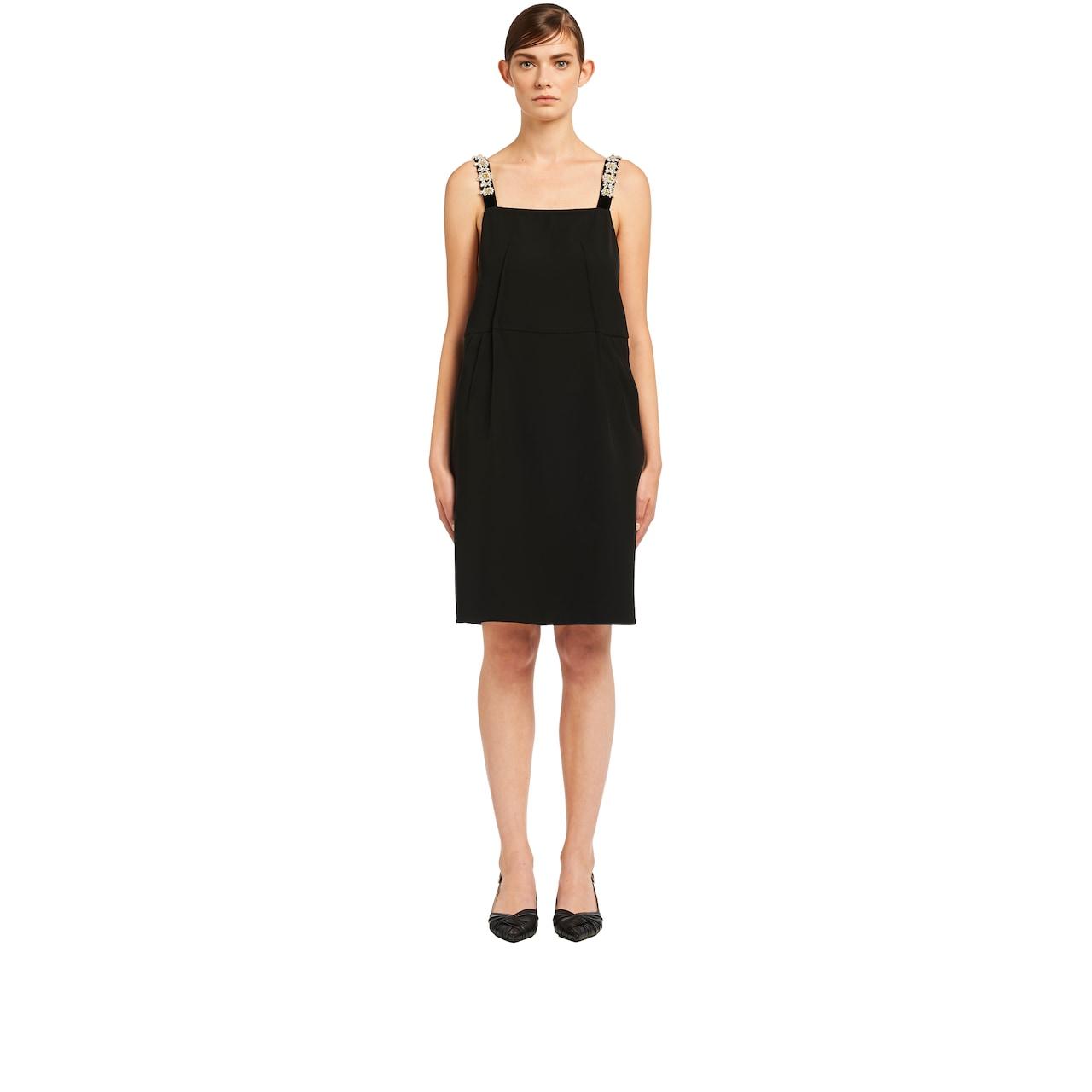 Technical fabric dress