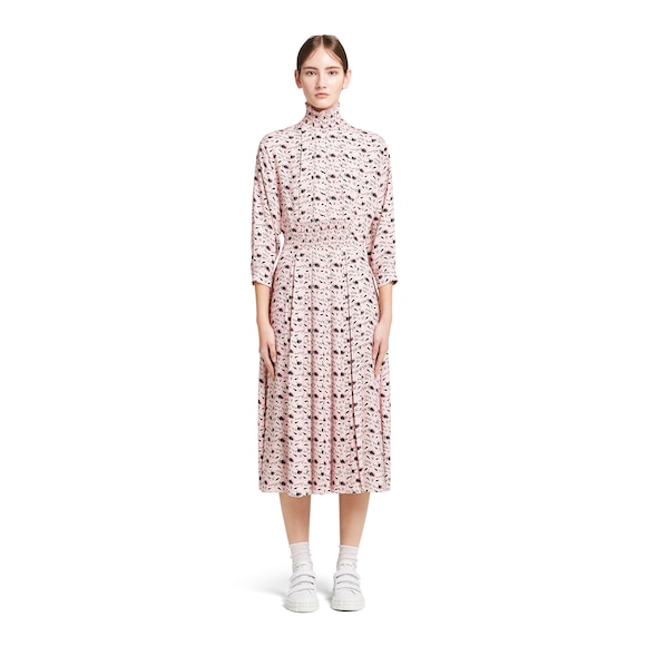 Prada Sablé dress 3