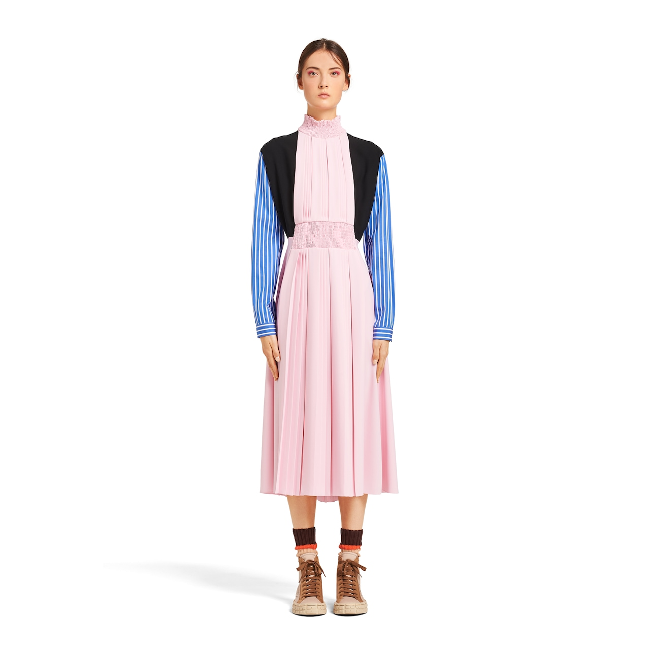 Prada Sablé dress 2
