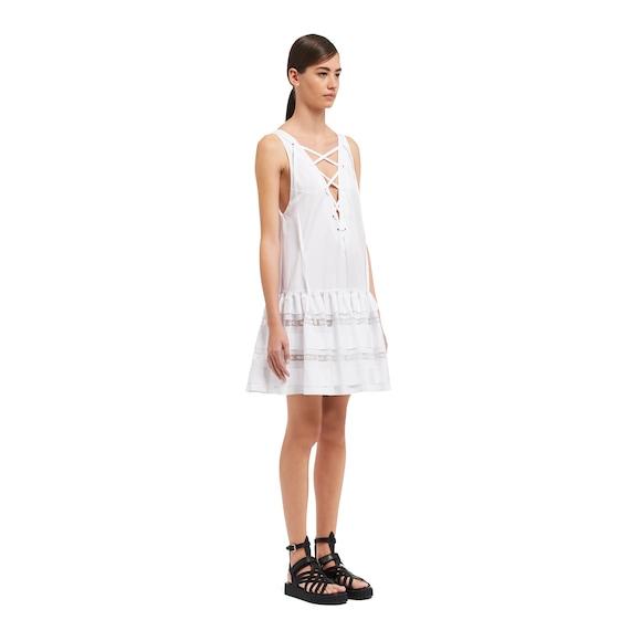 Prada 棉质府绸连衣裙 2