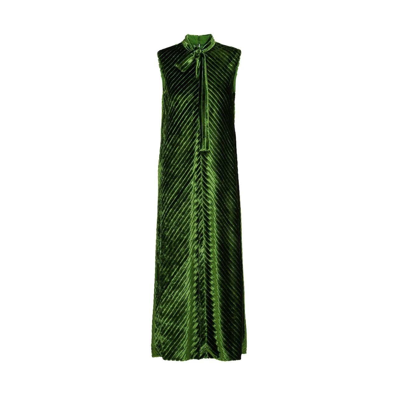 Prada Lux velvet dress 1