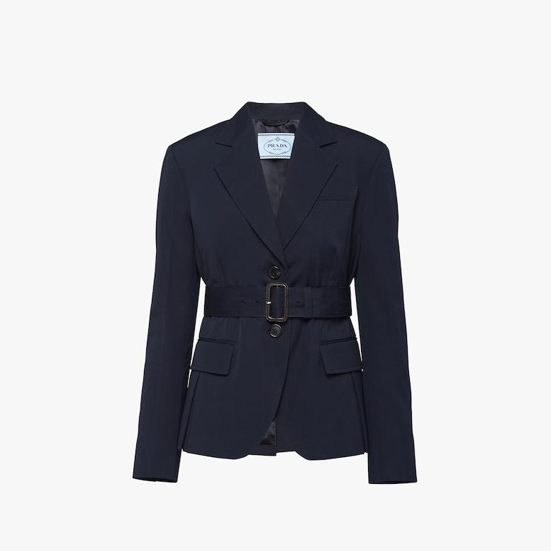 Prada Poplin jacket - Woman