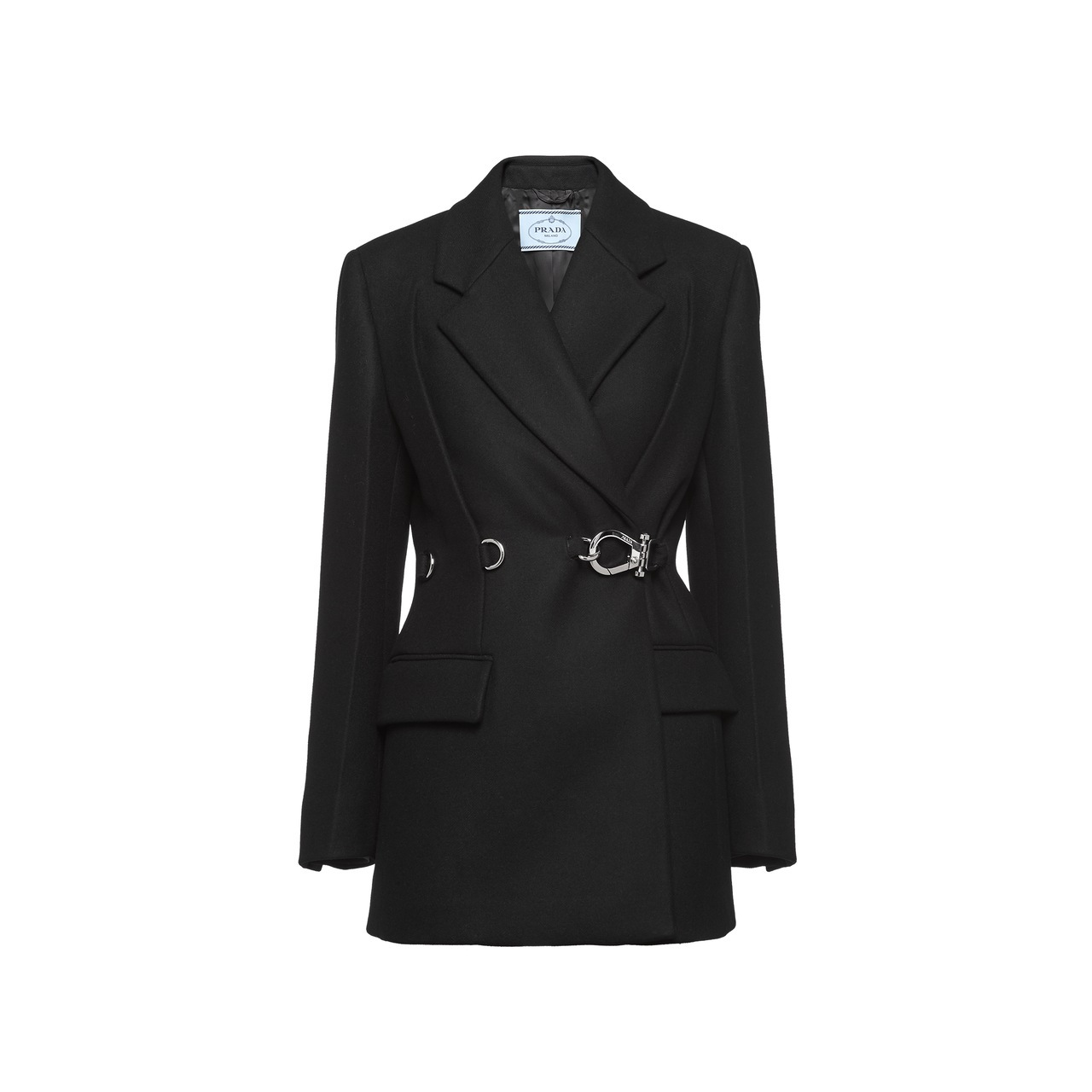 Prada Double cloth jacket 1