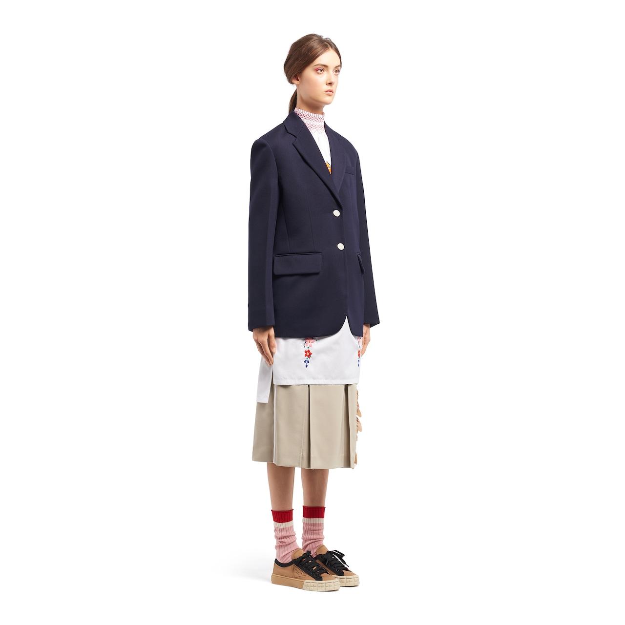 Prada Authentic gabardine jacket 3