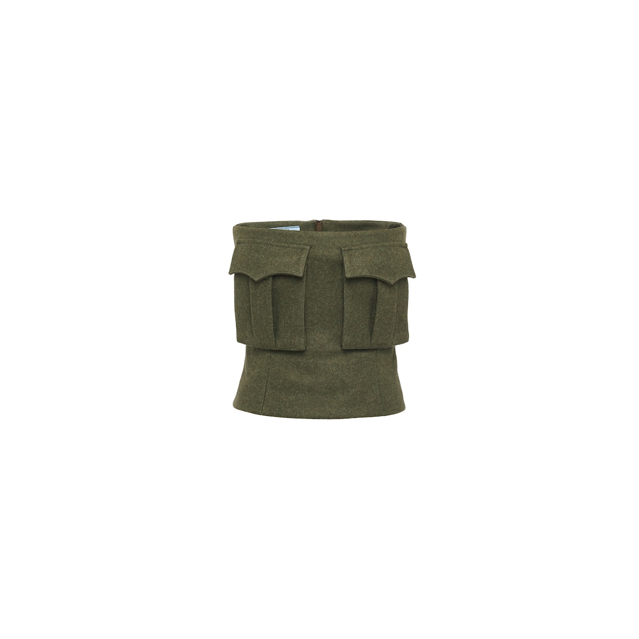 Authentic loden top