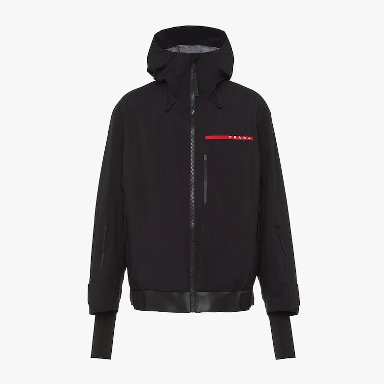 LR-HX006-MK2 technical fabric ski jacket