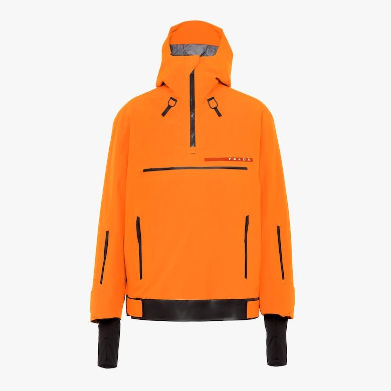 LR-HX005-MK2 technical fabric jacket