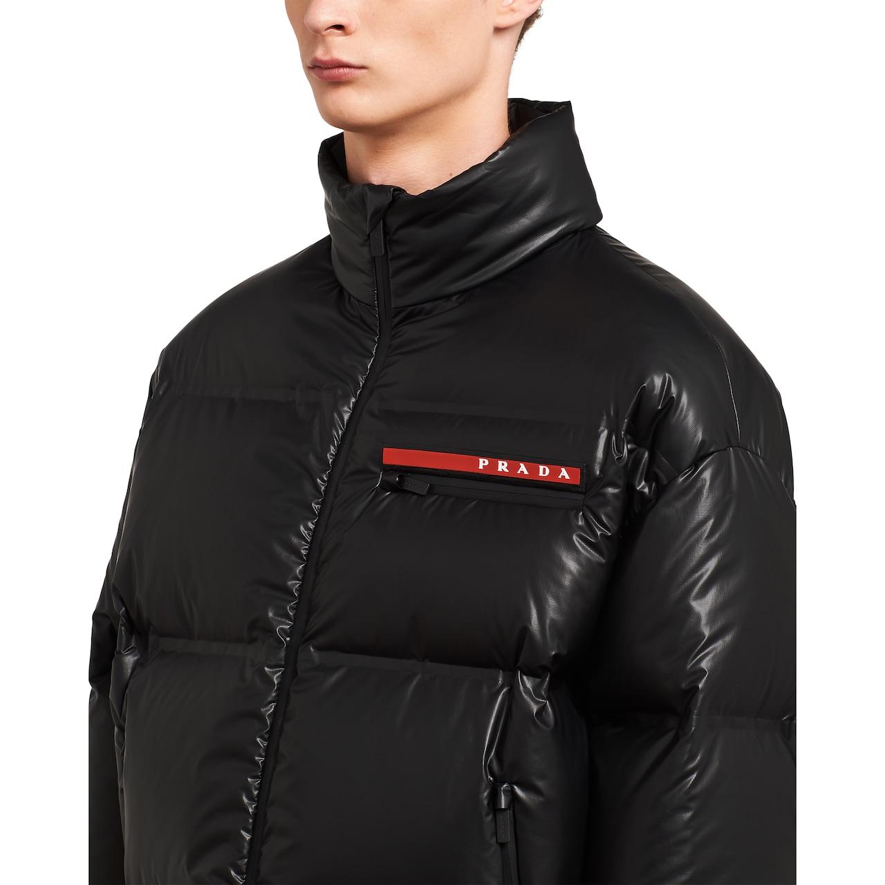 Prada LR-HX015 nylon puffer jacket 5