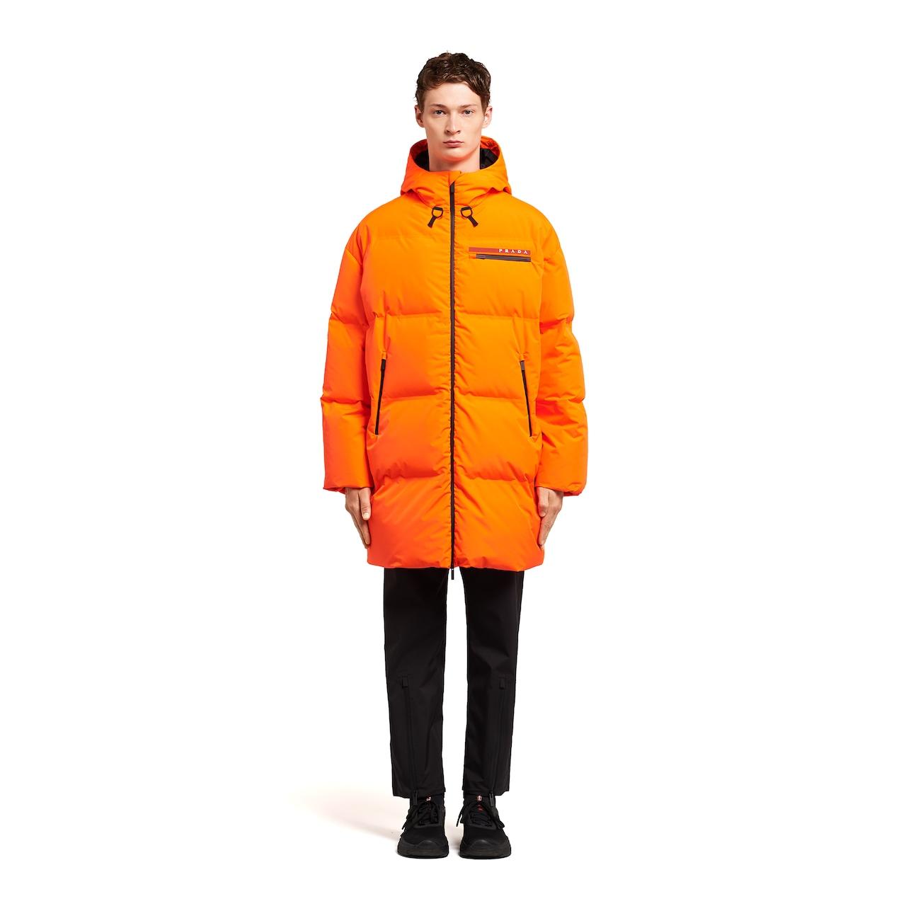 Prada Nylon puffer coat 2