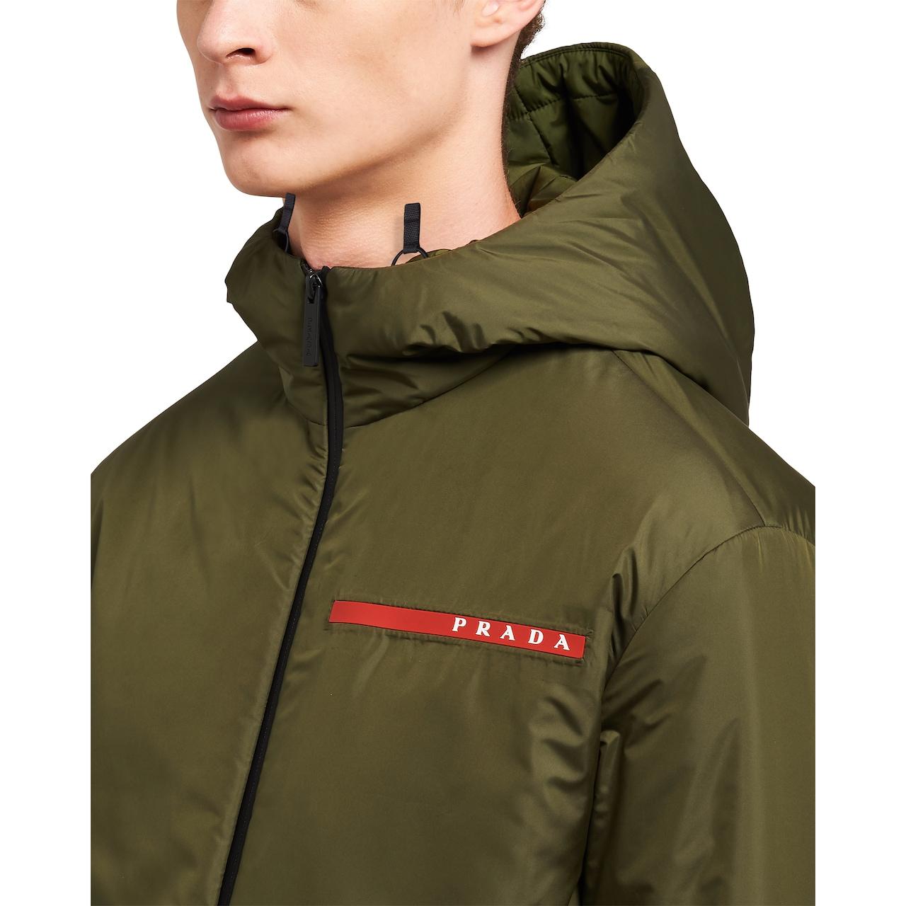 LR-MX008 technical nylon jacket