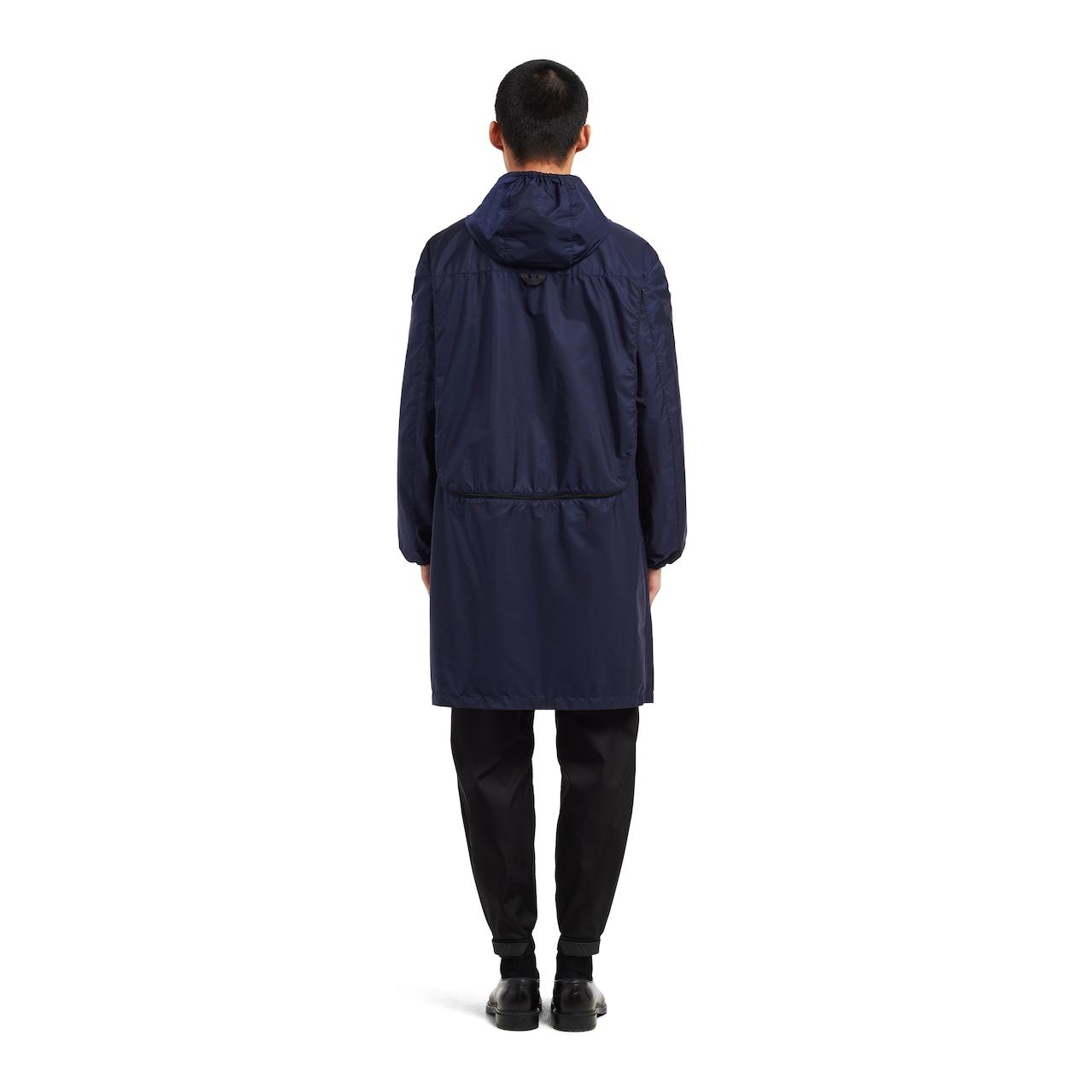 Prada Reversible nylon raincoat 4