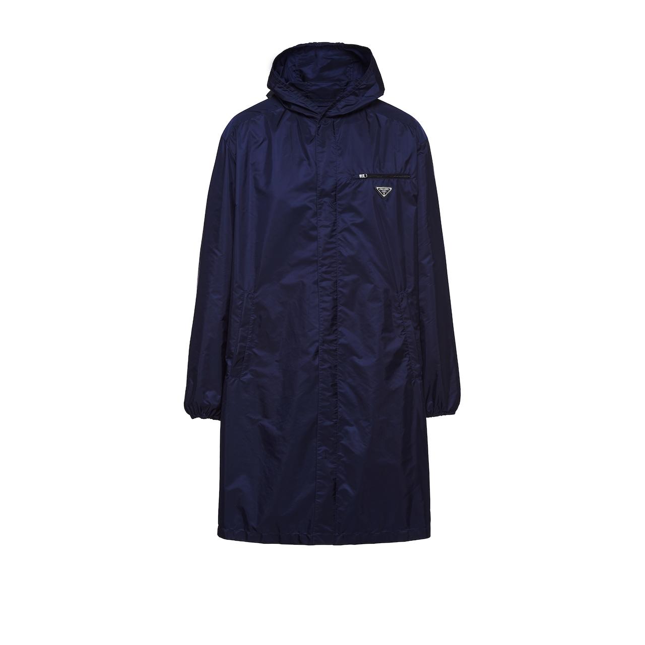 Prada Reversible nylon raincoat 1