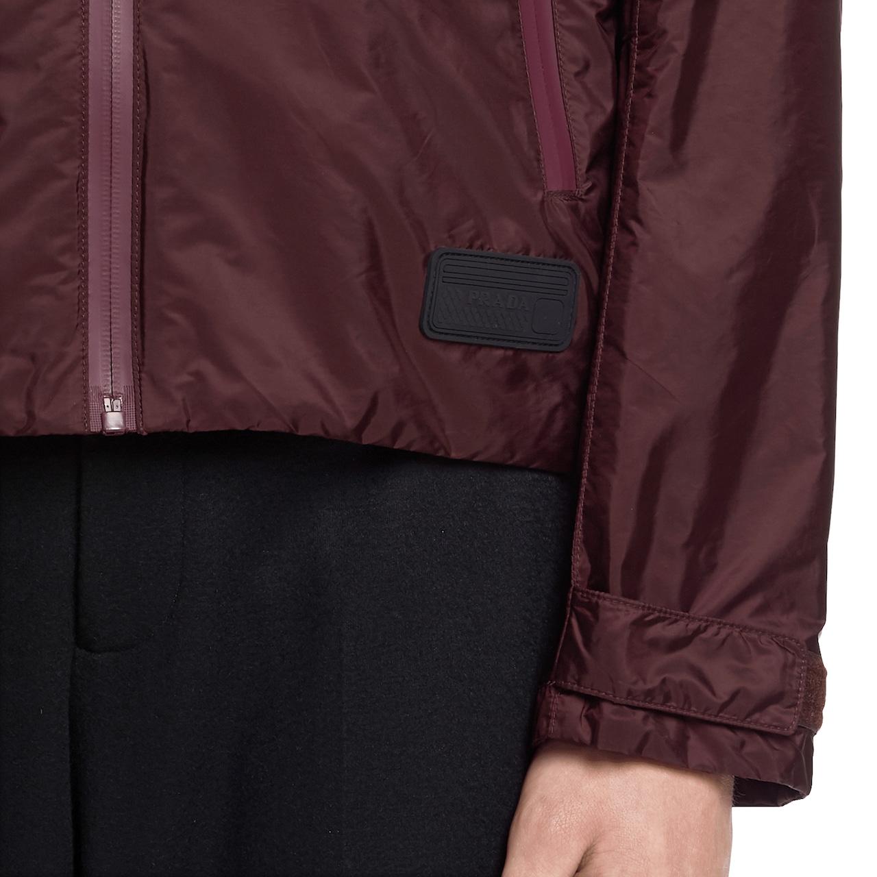 Feather Nylon jacket