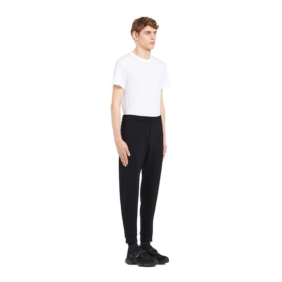 Punto Stoffa knit trousers