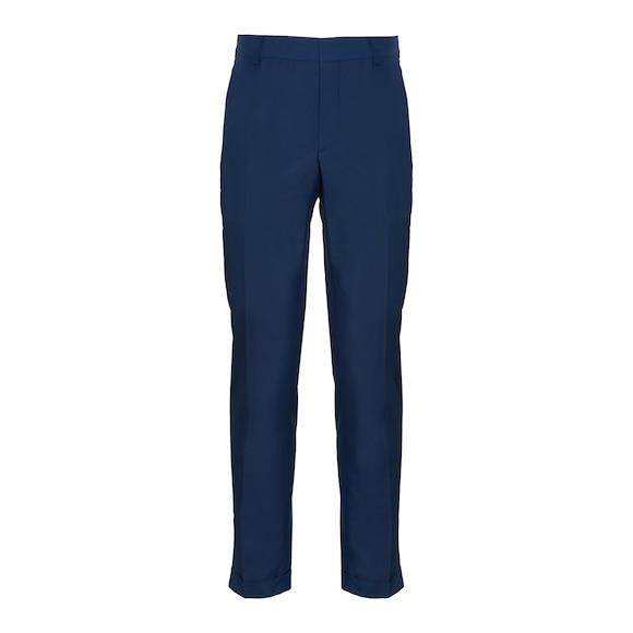 棉质府绸长裤