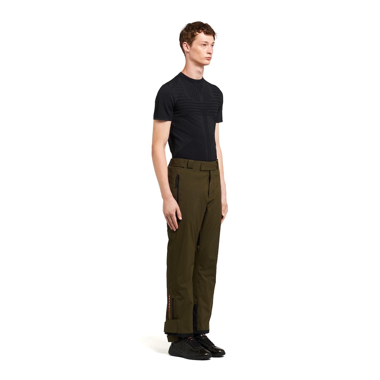 Prada LR-HX018 technical fabric ski trousers 3