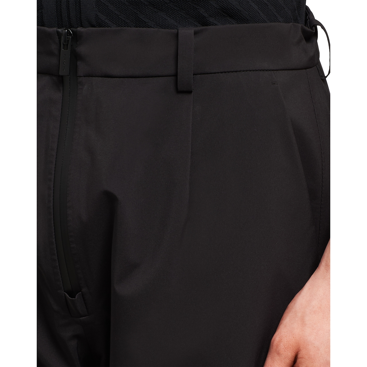 LR-MX013 professional technical fabric trousers