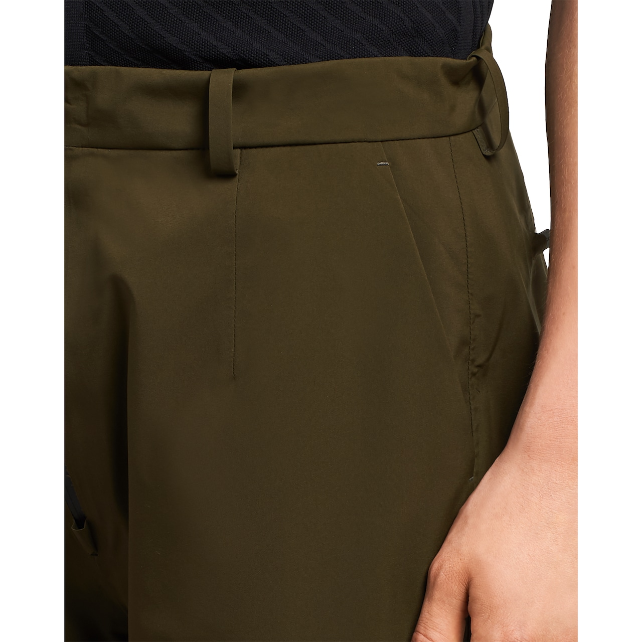 LR-MX014 professional technical fabric trousers 5