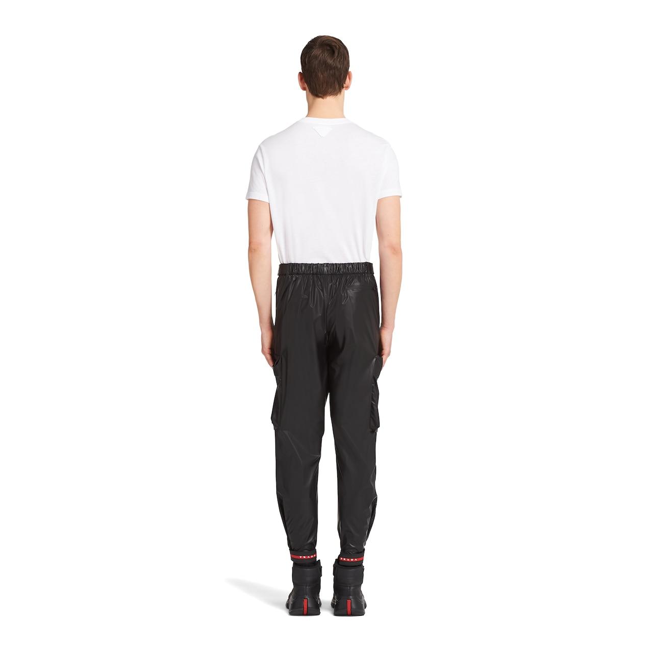 Prada LR-LX025 nylon pants 4