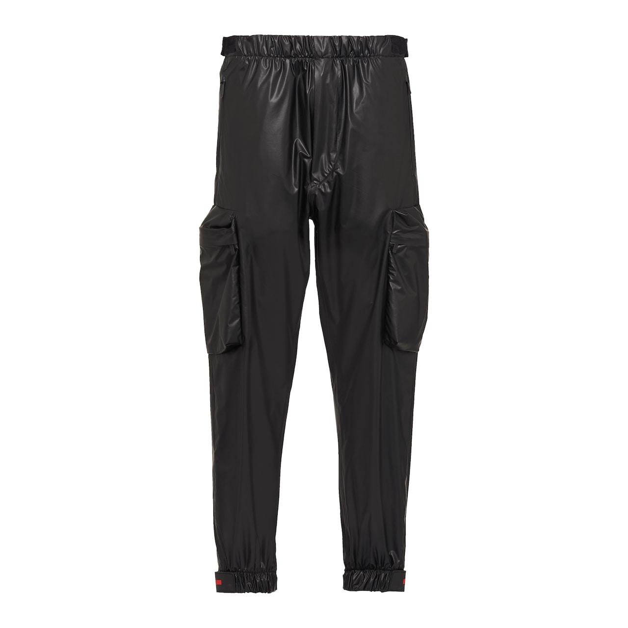 Prada LR-LX025 nylon pants 1