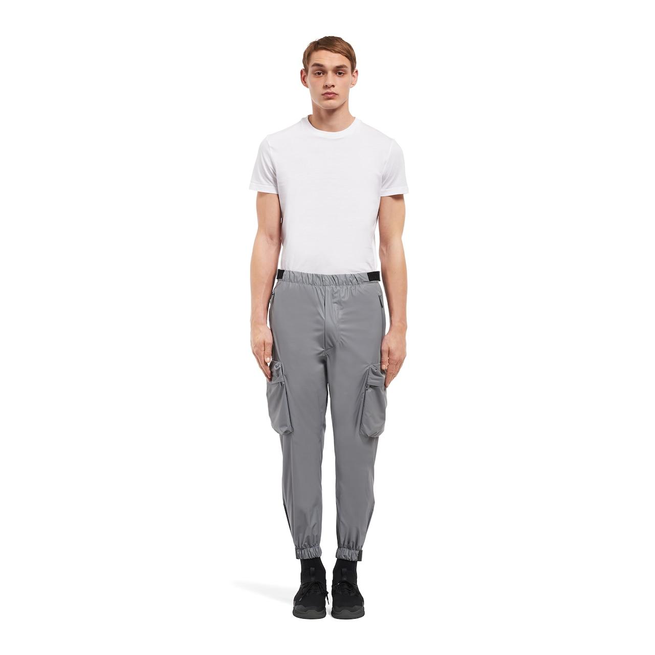 Prada LR-LX025 尼龙长裤 2
