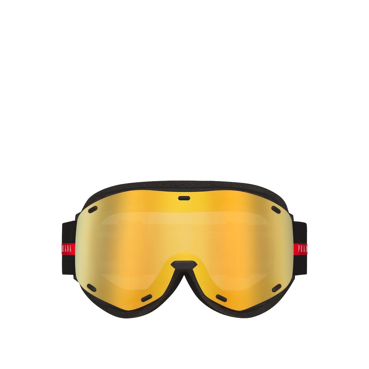 Prada Linea Rossa Ski Goggles