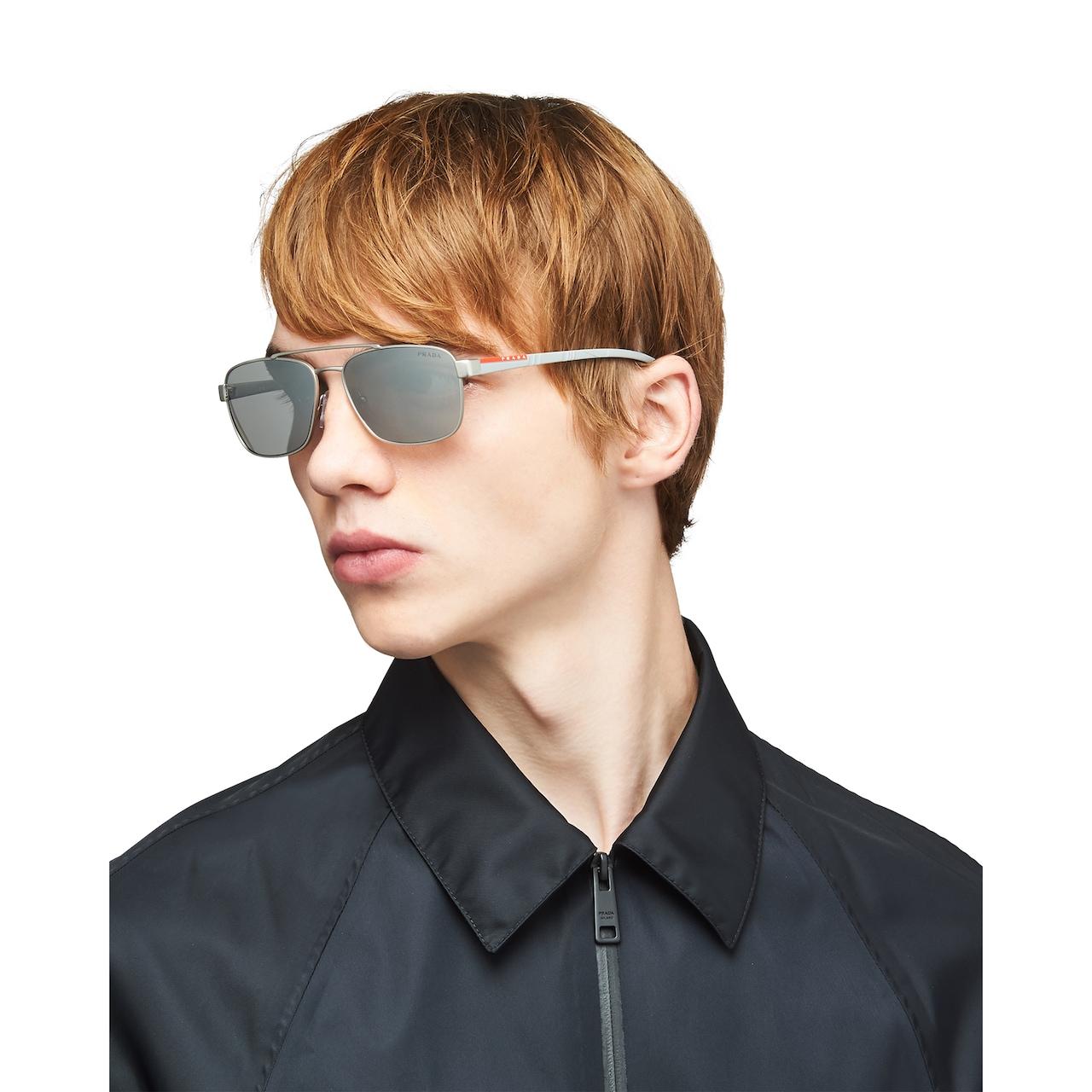 Prada Linea Rossa Stubb eyewear