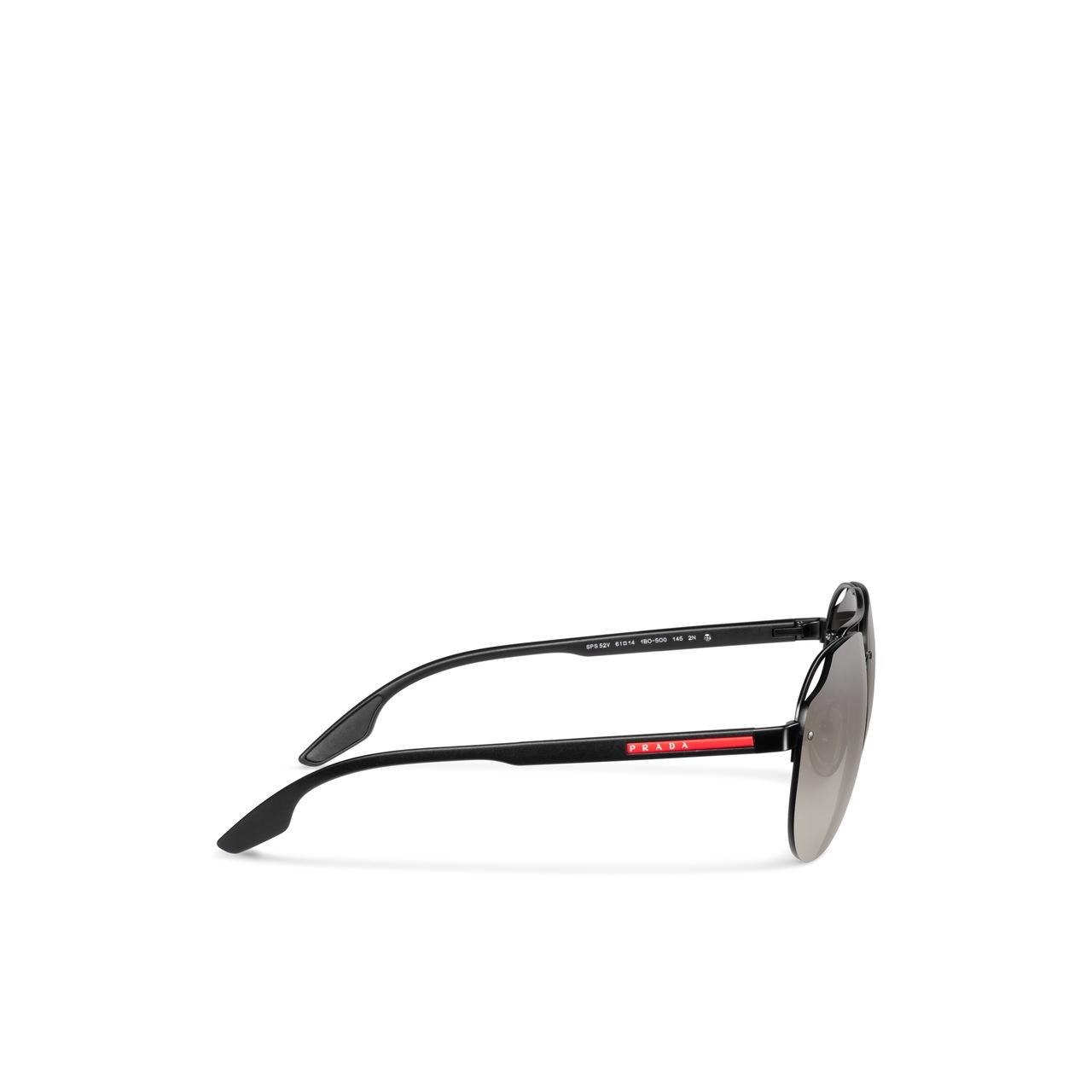 Prada Prada Linea Rossa Eyewear Collection sunglasses 4