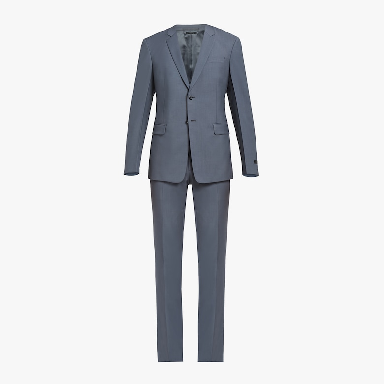 Prada Wool and mohair single-breasted suit - Man