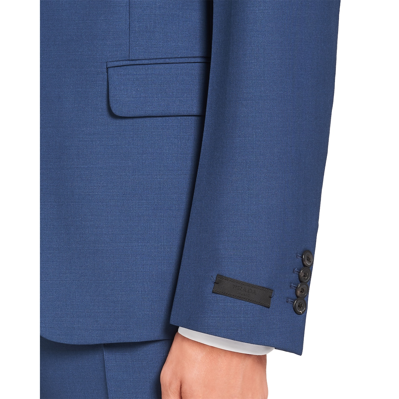 Prada Wool and mohair single-breasted suit 5