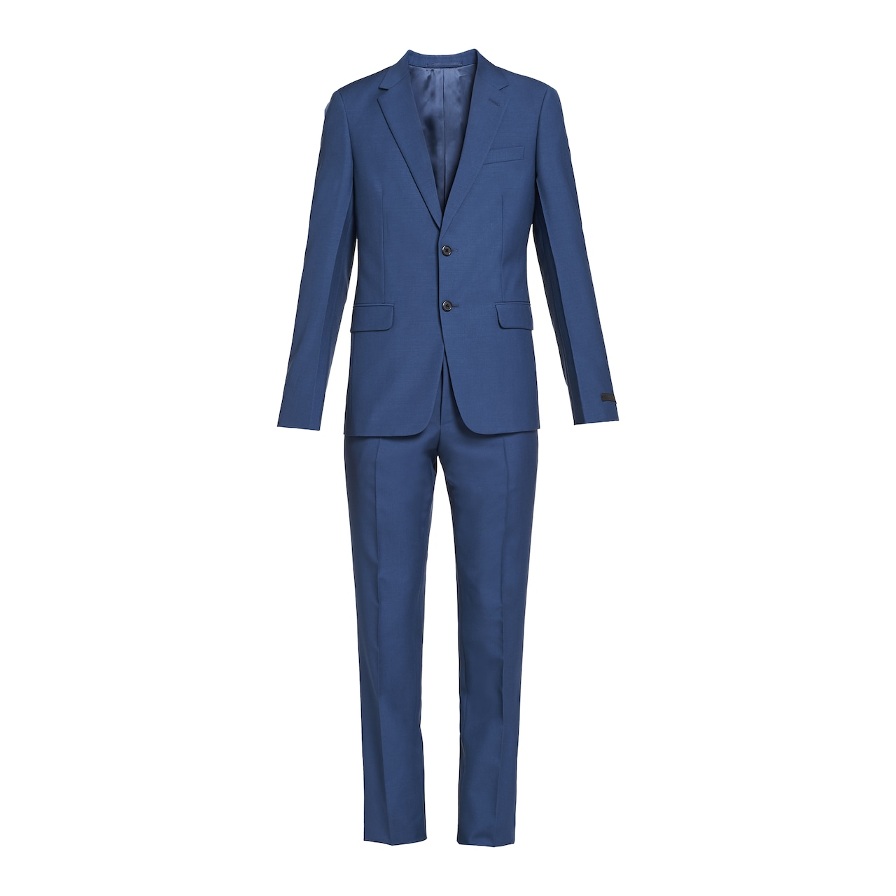 Prada Wool and mohair single-breasted suit 1