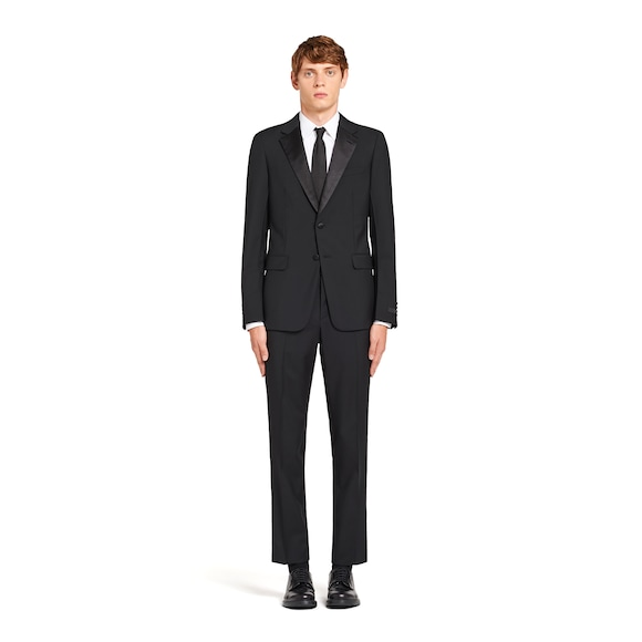 Prada Mohair and wool suit 3