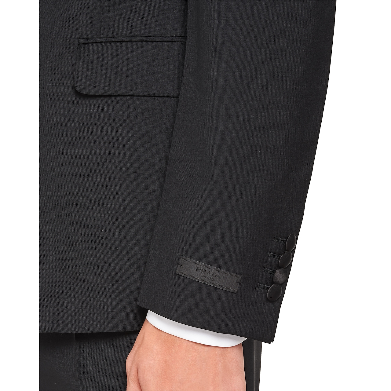 Wool and mohair tuxedo 5