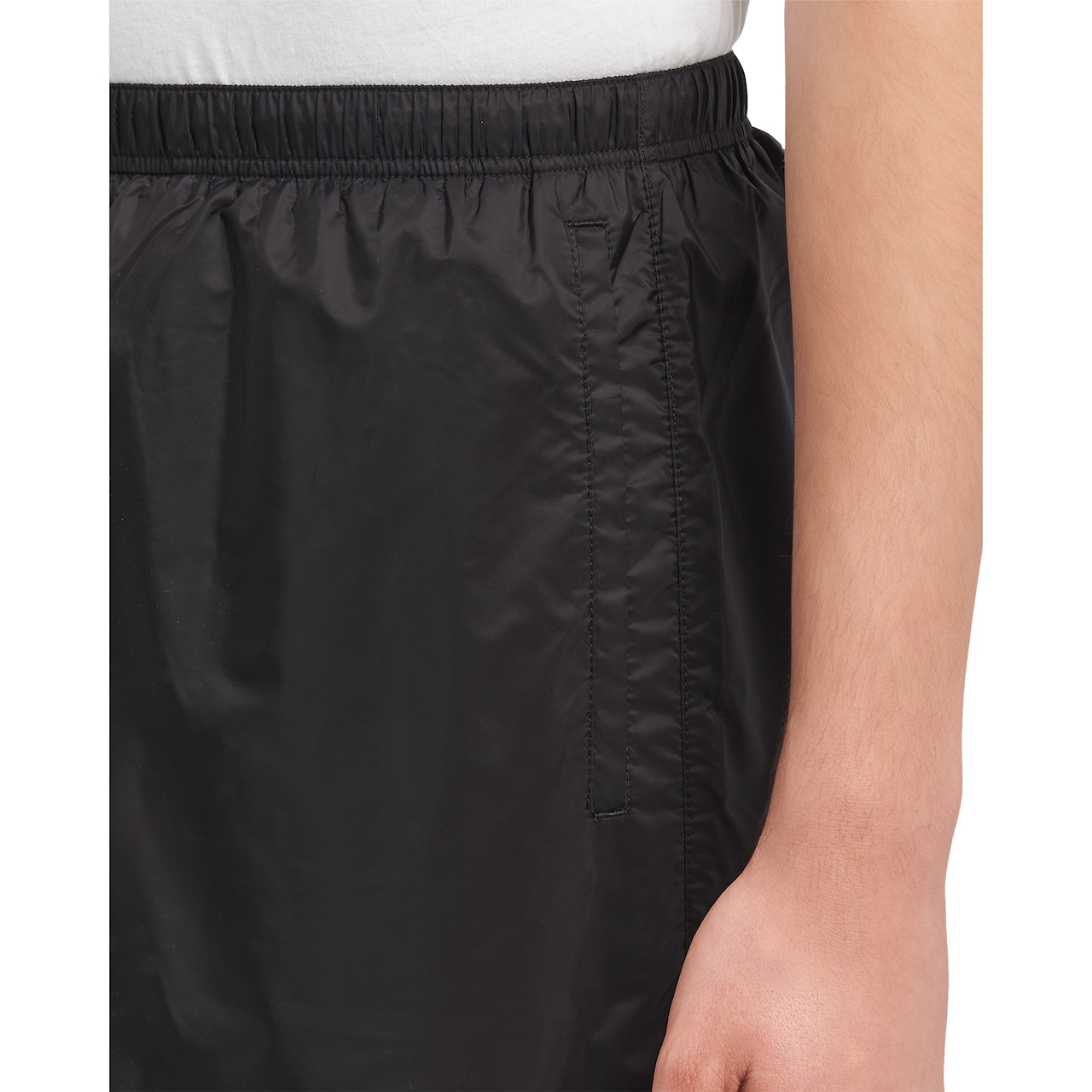 Prada Nylon swim trunks 5