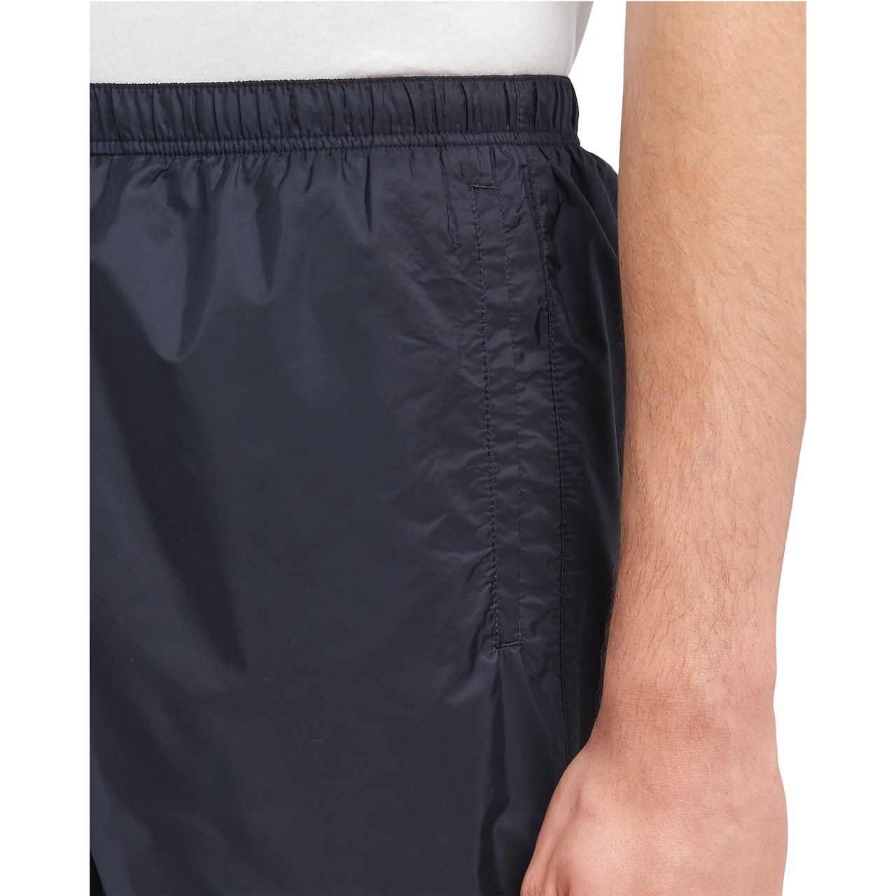 Nylon swim trunks