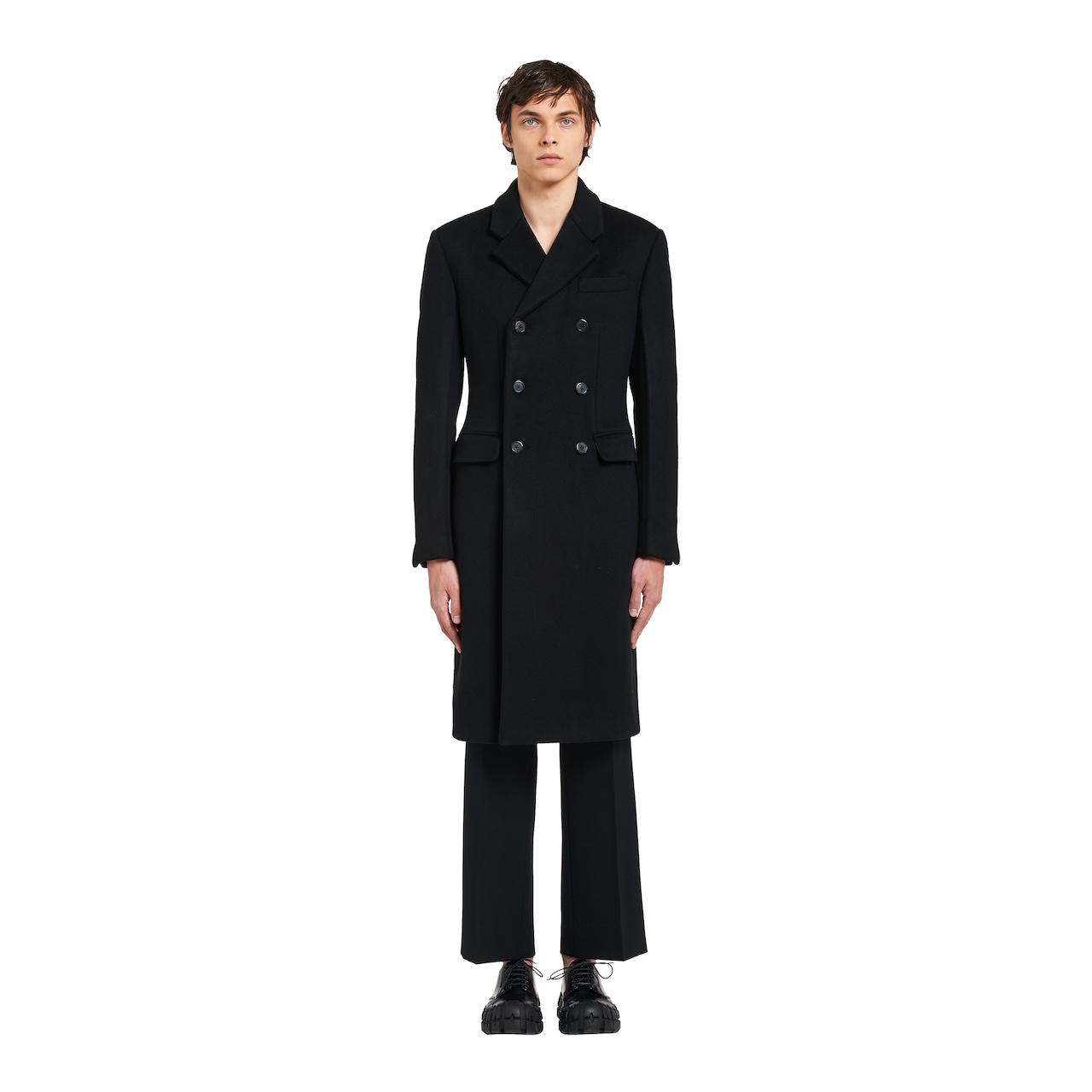Prada Double cashmere coat 2