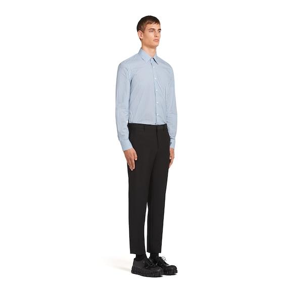 Prada 几何印花衬衫 2