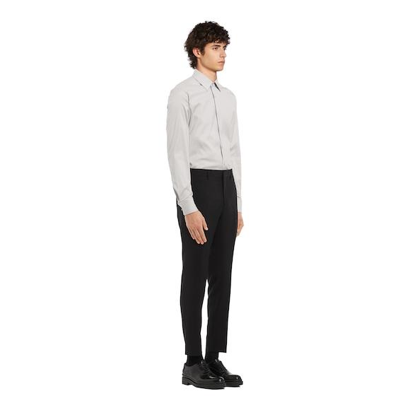 Prada 弹力府绸衬衫 2