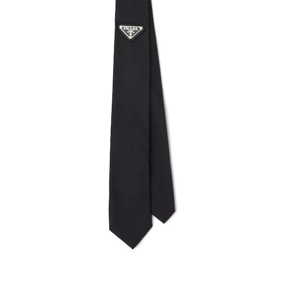 尼龙华达呢领带