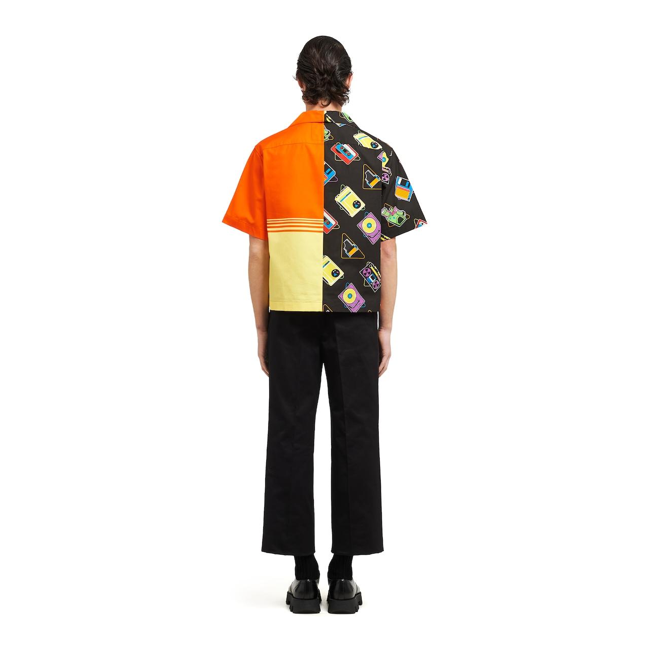Prada Double Match bowling shirt 4