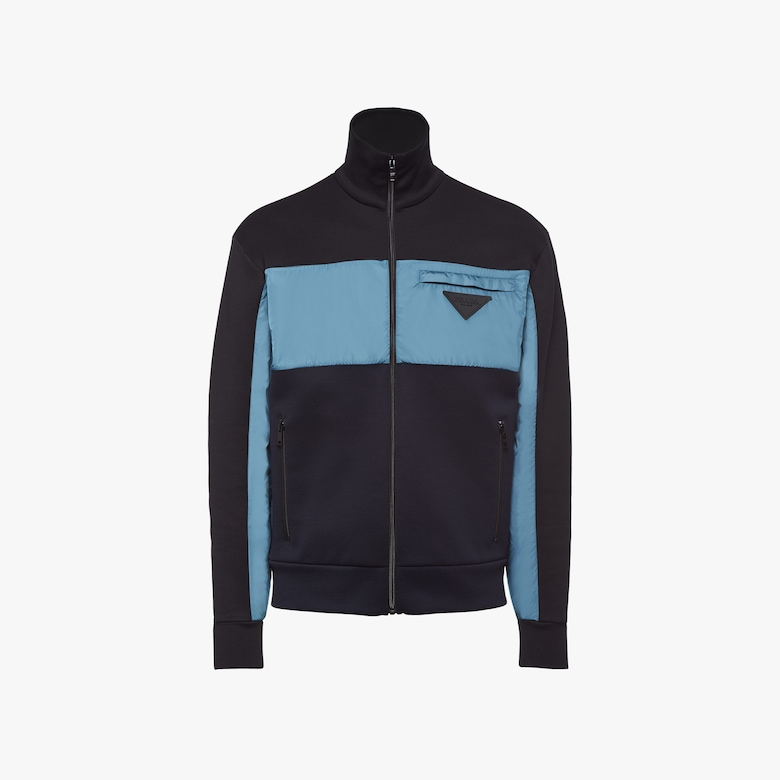 Prada Technical cotton jacket - Man