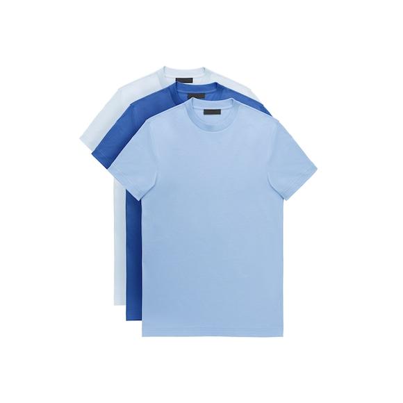 平纹针织T恤