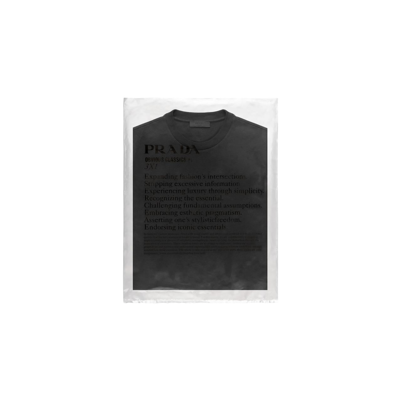 Three Pack Cotton Jersey T-Shirts