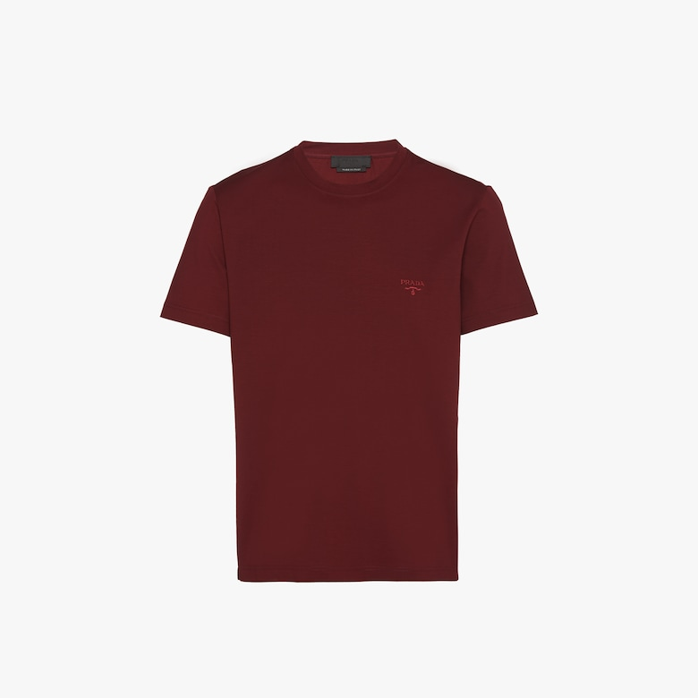 Prada Stretch cotton T-shirt - Man