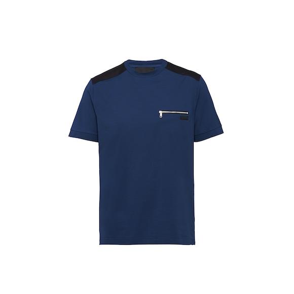 棉质府绸T恤