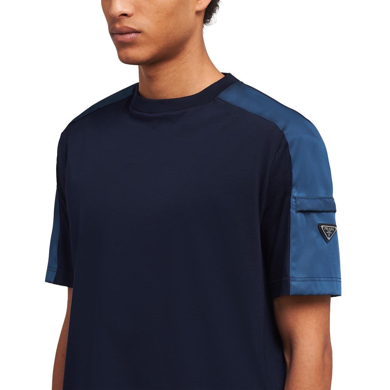 Prada 平纹针织T 恤 5