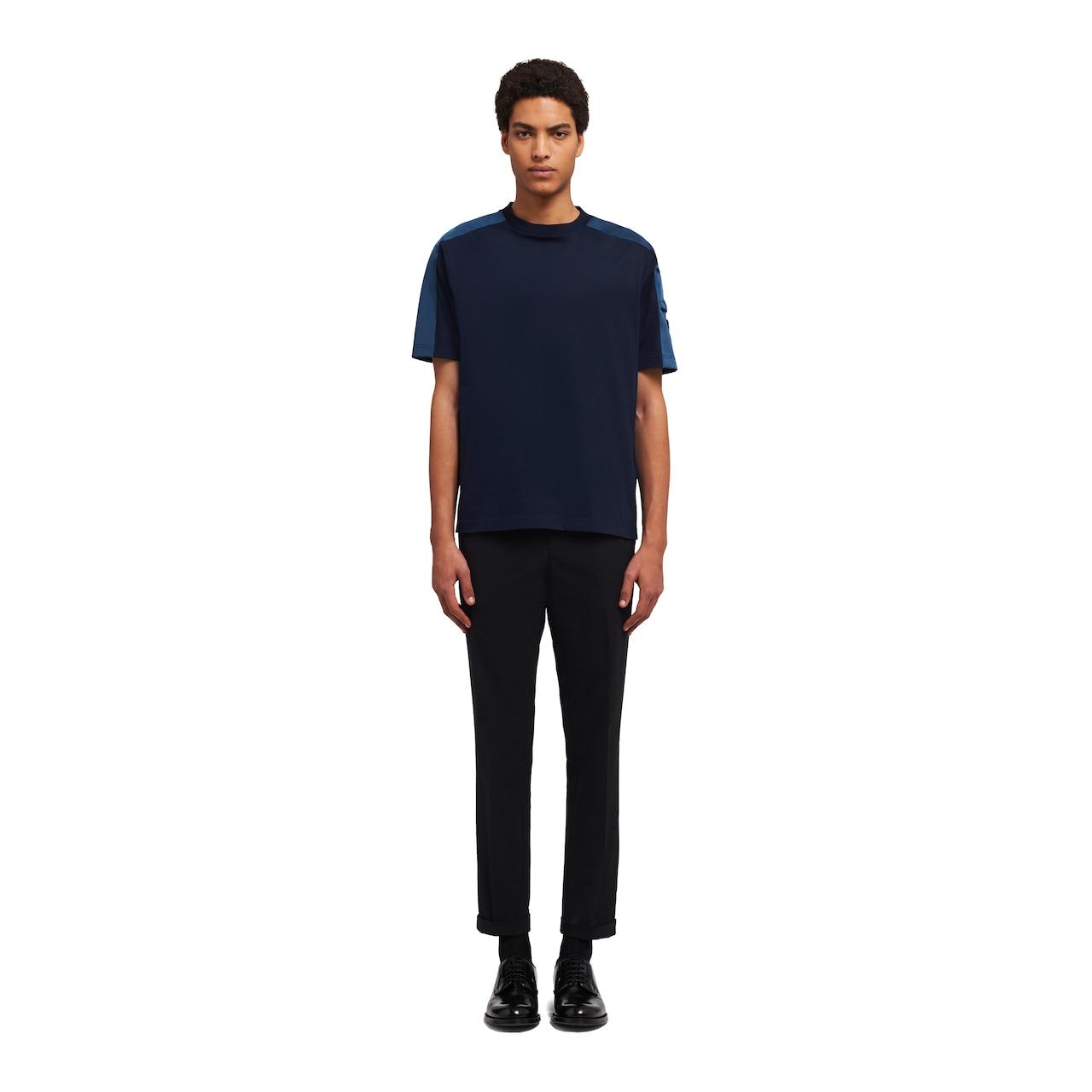 Prada 平纹针织T 恤 2