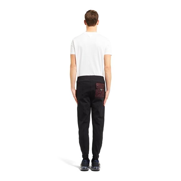 Prada 棉质长裤 4